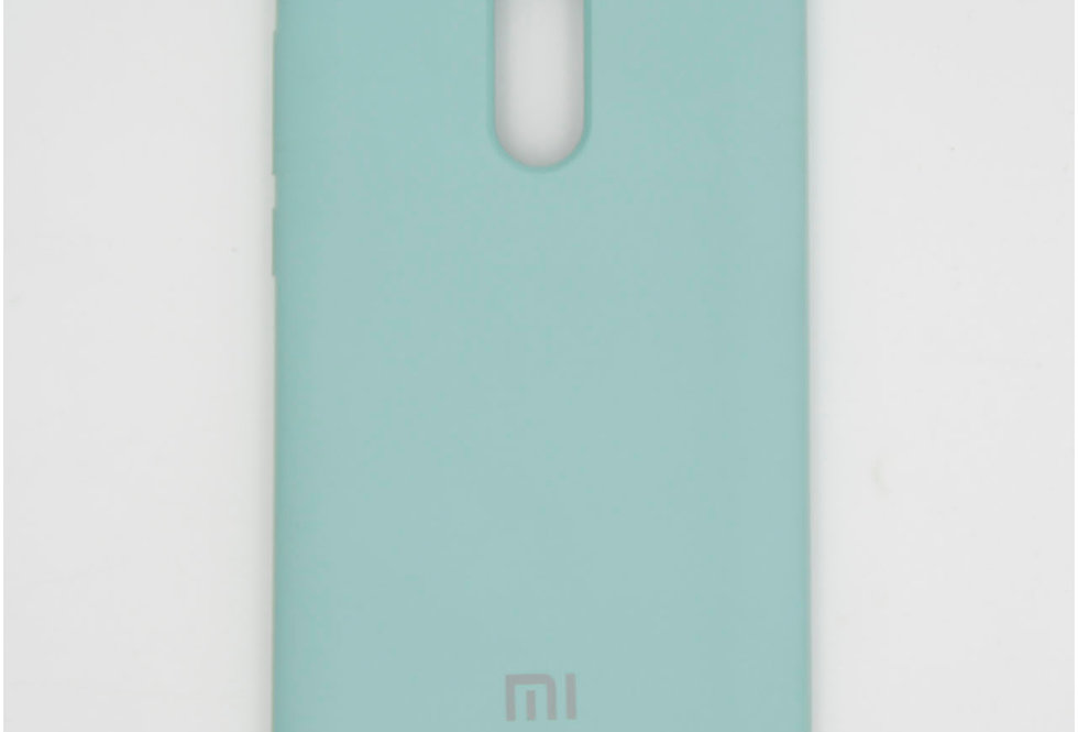 Силиконовый чехол на Xiaomi Redmi Note 4 Silicone Cover
