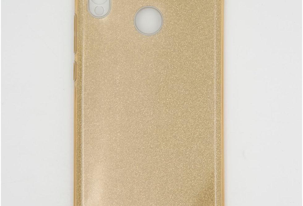 Трехсоставной силиконовый чехол на Huawei Honor 8x