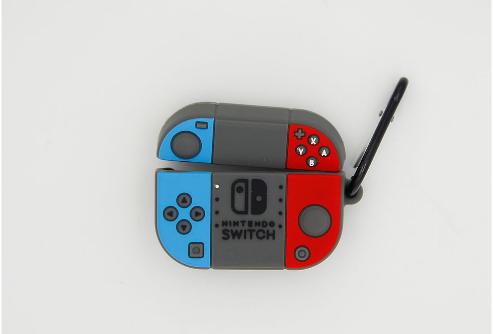 Чехол игрушка на AirPods Pro Nintendo