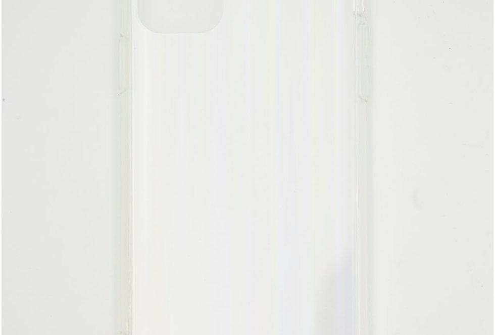 Силиконовый перламутровый прозрачный чехол на iPhone 11 Pro Max KeepHone