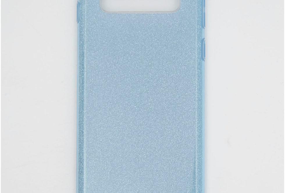 Трехсоставной силиконовый чехол на Samsung S10 Plus