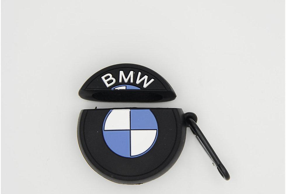 Чехол на AirPods логотип BMW