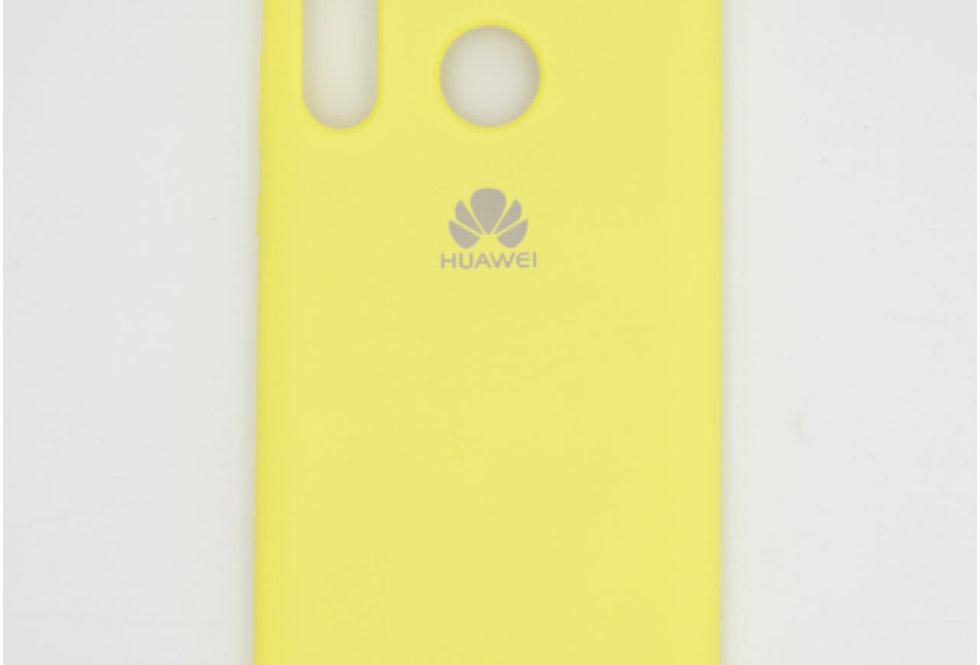 Силиконовый чехол на Huawei P30 Lite Silicone Cover