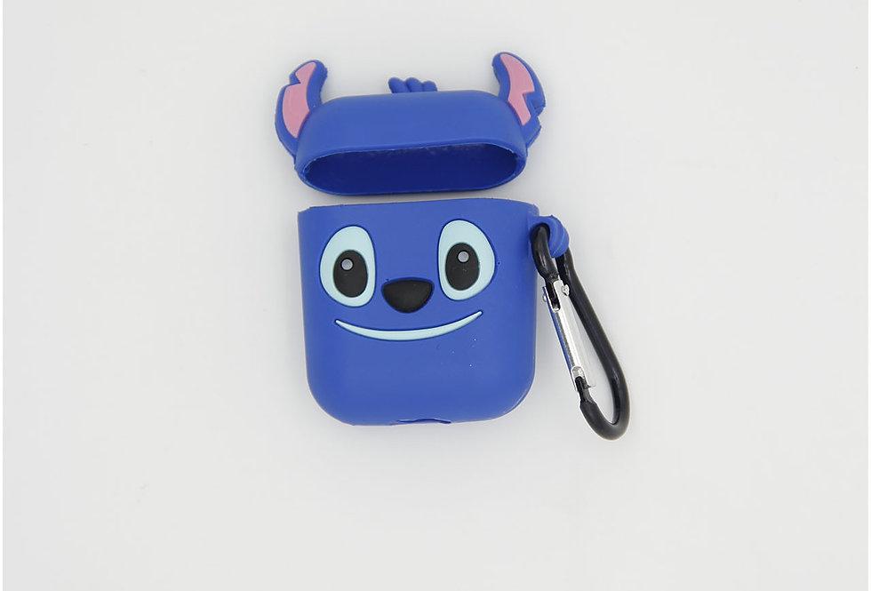 Чехол игрушка на AirPods Stitch