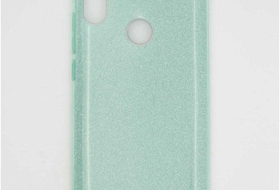 Трехсоставной силиконовый чехол на Xiaomi Redmi Note 5 Pro