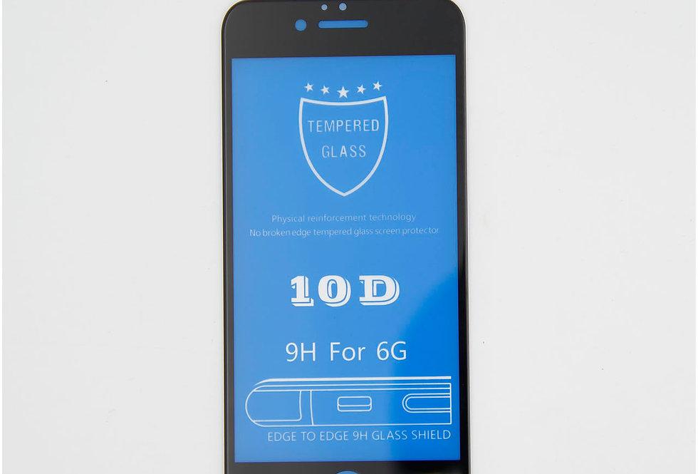 Защитное Стекло 10D на iPhone 6