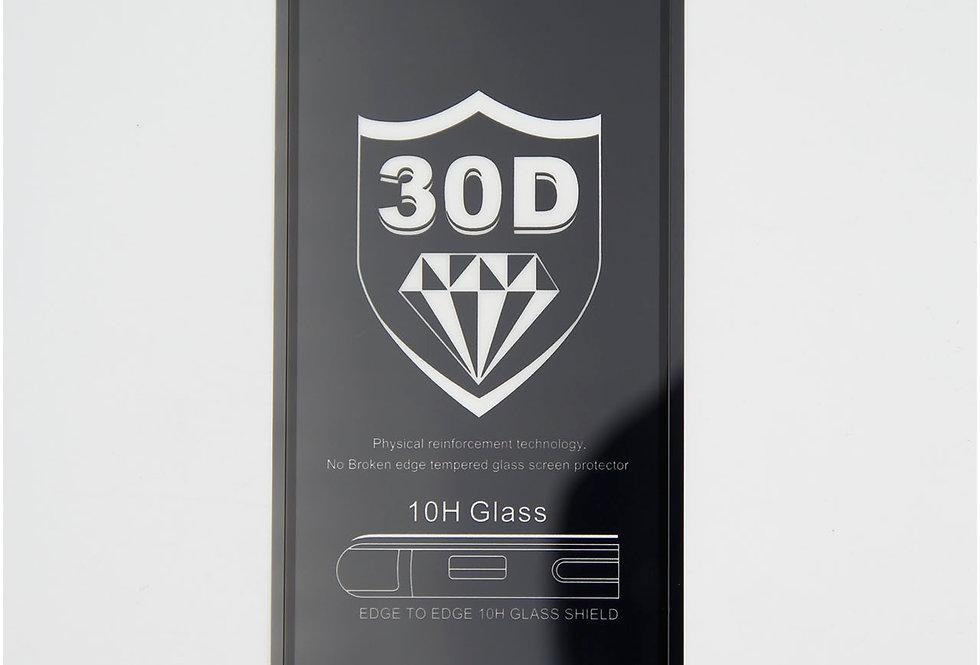 Защитное стекло 2.5D на Samsung A10