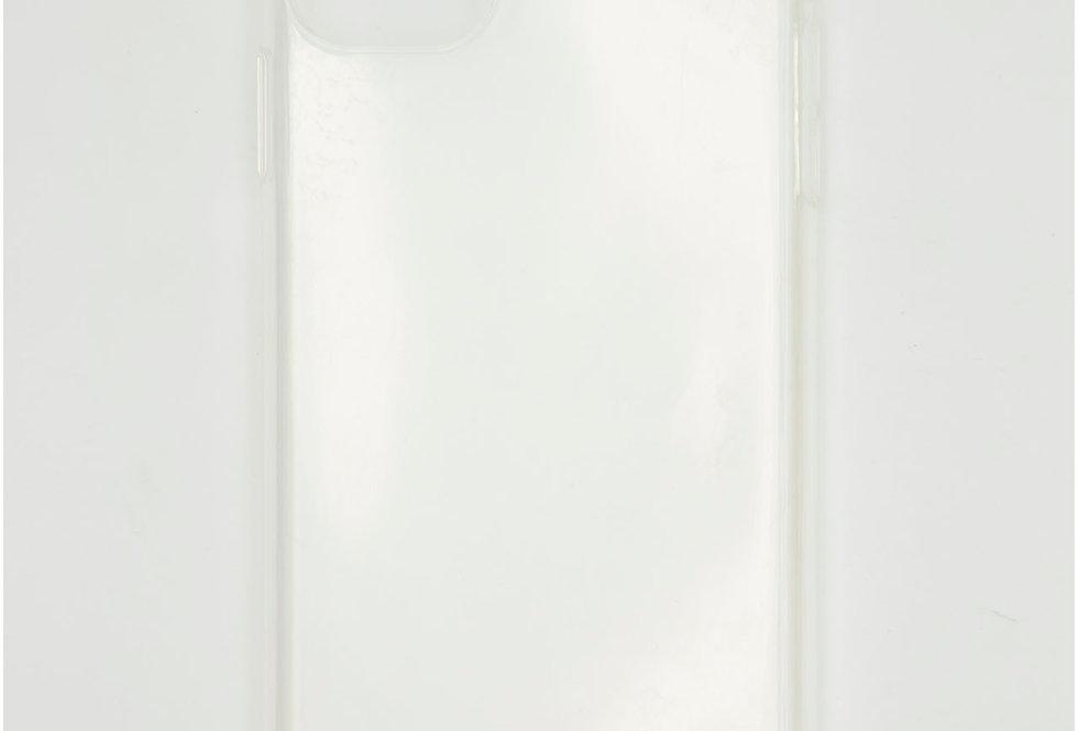 Чехол для iPhone 11 Pro Max прозрачный тонкий силикон