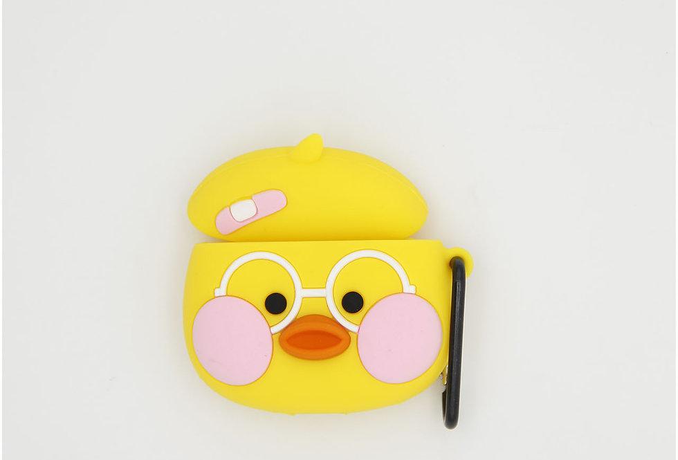 Чехол игрушка на AirPods Duckling