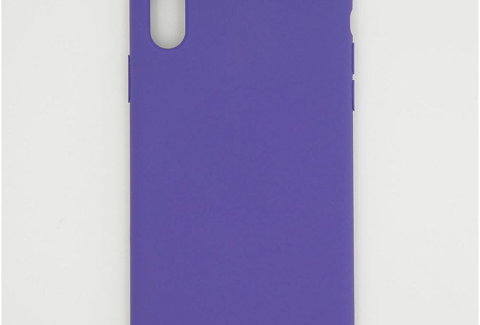 Силиконовый чехол на iPhone Xr Karl Lagerfeld