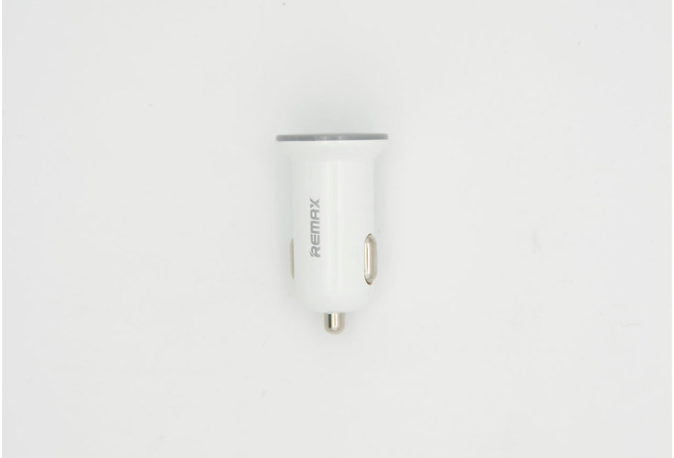 Автомобильное зарядное устройство Mini 2 USB 1-2.1A Remax