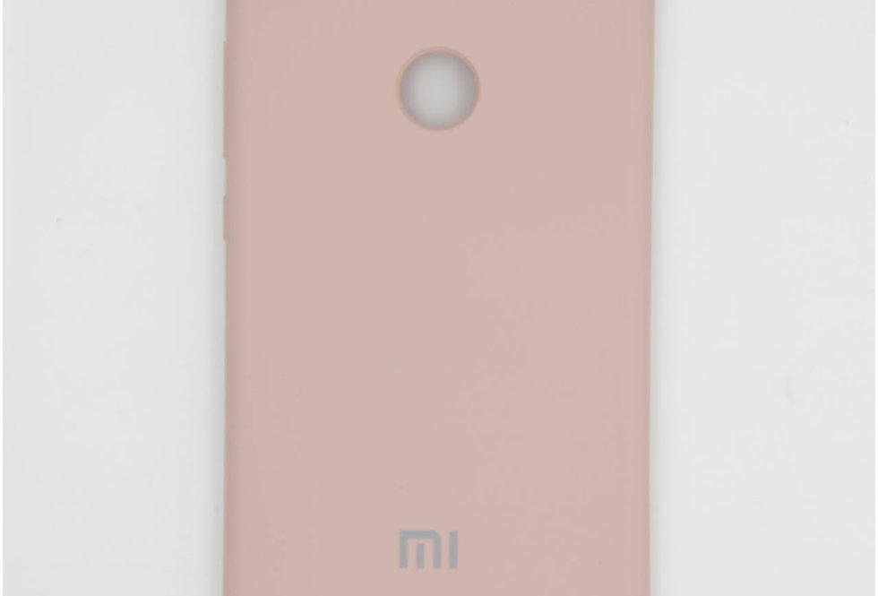 Силиконовый чехол на Xiaomi Redmi 8 Lite Silicone Cover