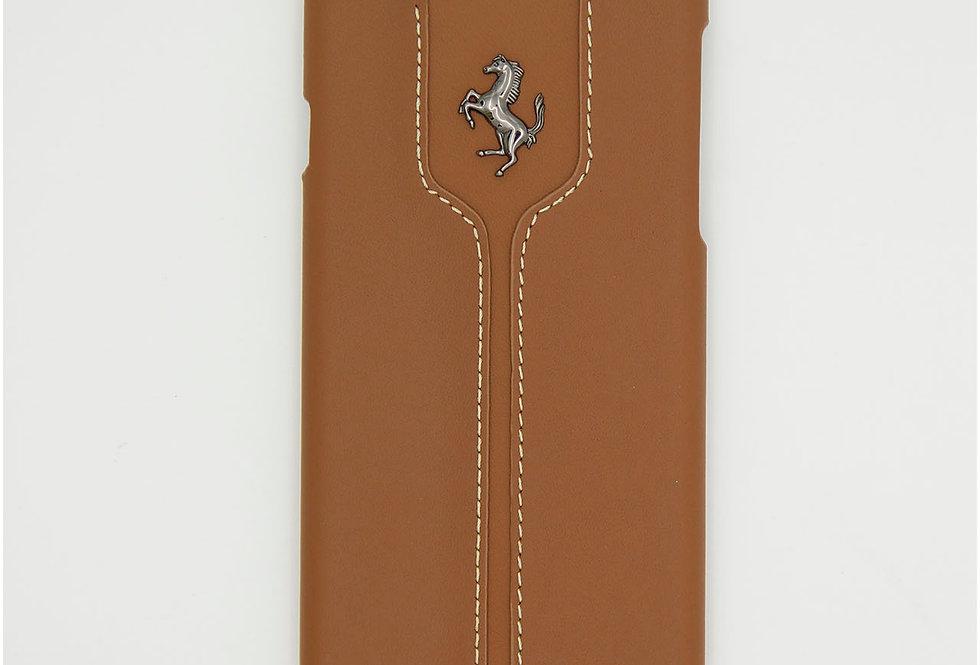 Кожаный чехол на iPhone 6 Ferarri