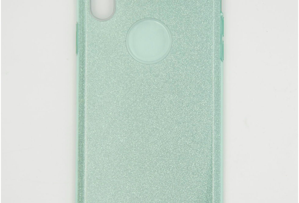 Трехсоставный силиконовый чехол на iPhone Xr