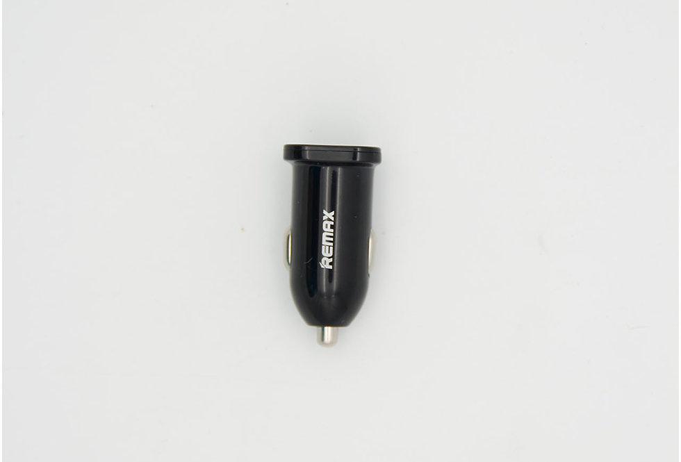 Автомобильное зарядное устройство Mini 2.1A Remax