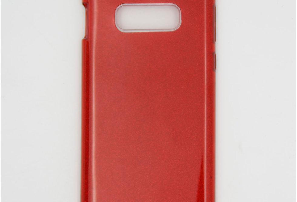 Трехсоставной силиконовый чехол на Samsung S10 E