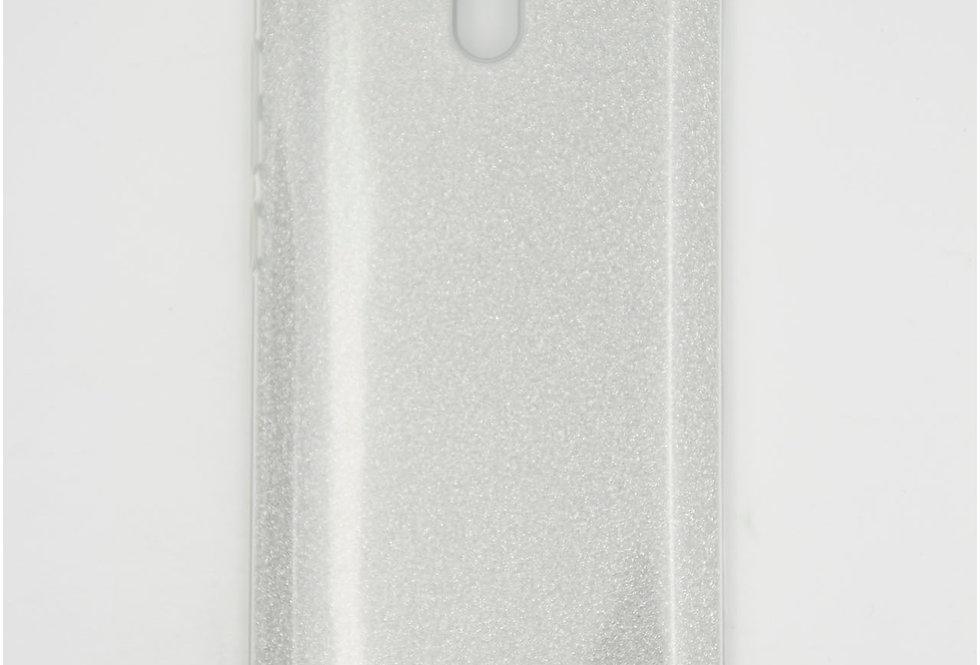 Трехсоставной силиконовый чехол на Xiaomi Redmi 8a