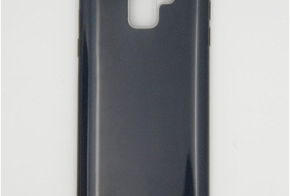 Трехсоставной силиконовый чехол на Samsung J6 2018