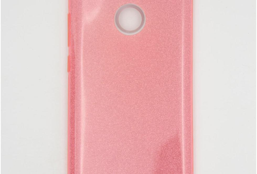 Трехсоставной силиконовый чехол на Xiaomi Redmi Mi A2