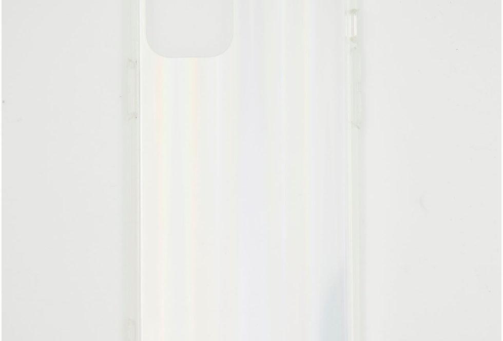 Силиконовый перламутровый прозрачный чехол на iPhone 11 Pro KeepHone