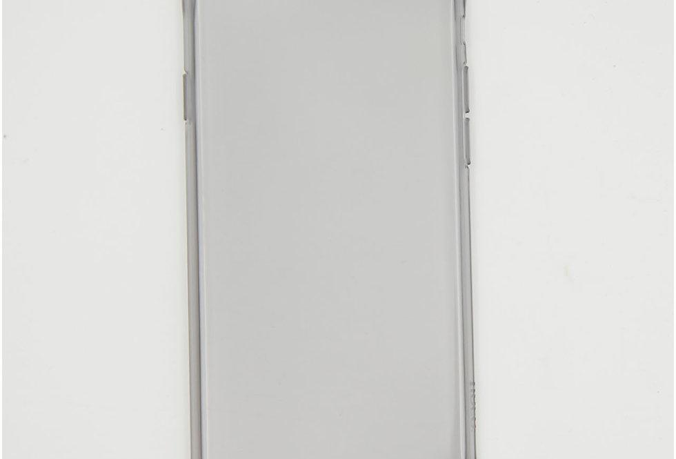 Силиконовый тонированный  тонкий чехол на iPhone 6/6s Hoco
