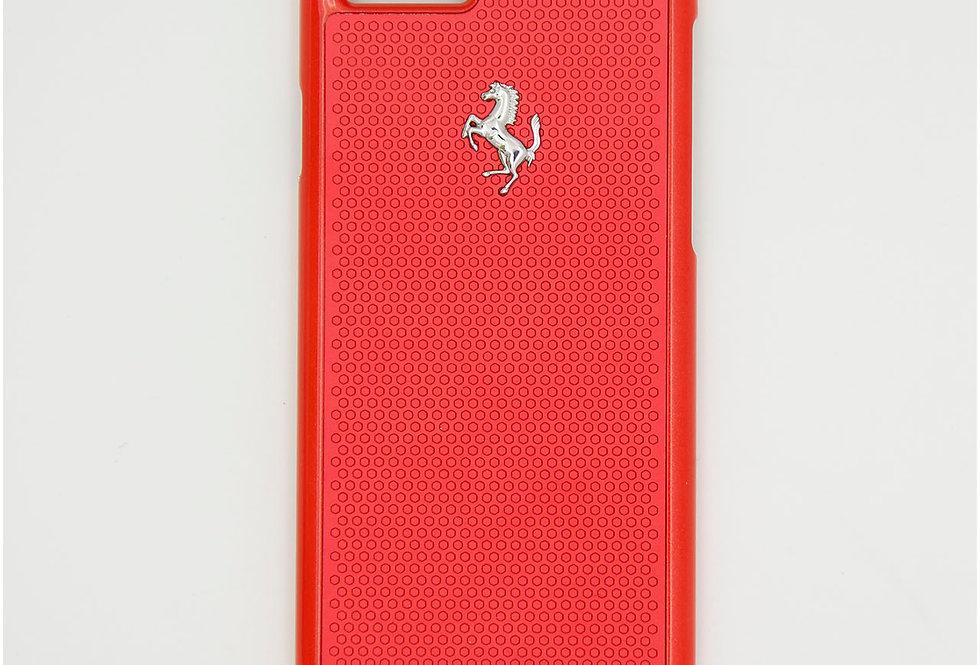 Алюминиевый чехол на iPhone 6 FERRARI
