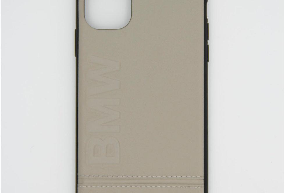 Кожаный чехол на iPhone 11 BMW