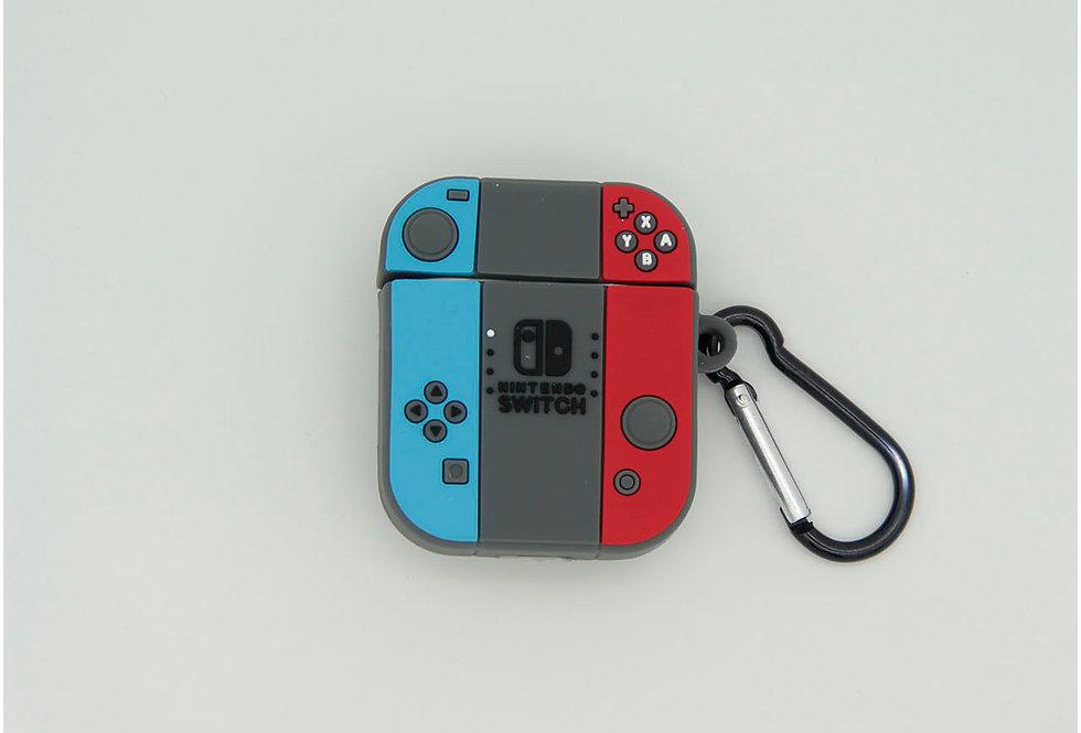 Чехол для AirPods 1/2 Nintendo SWITCH