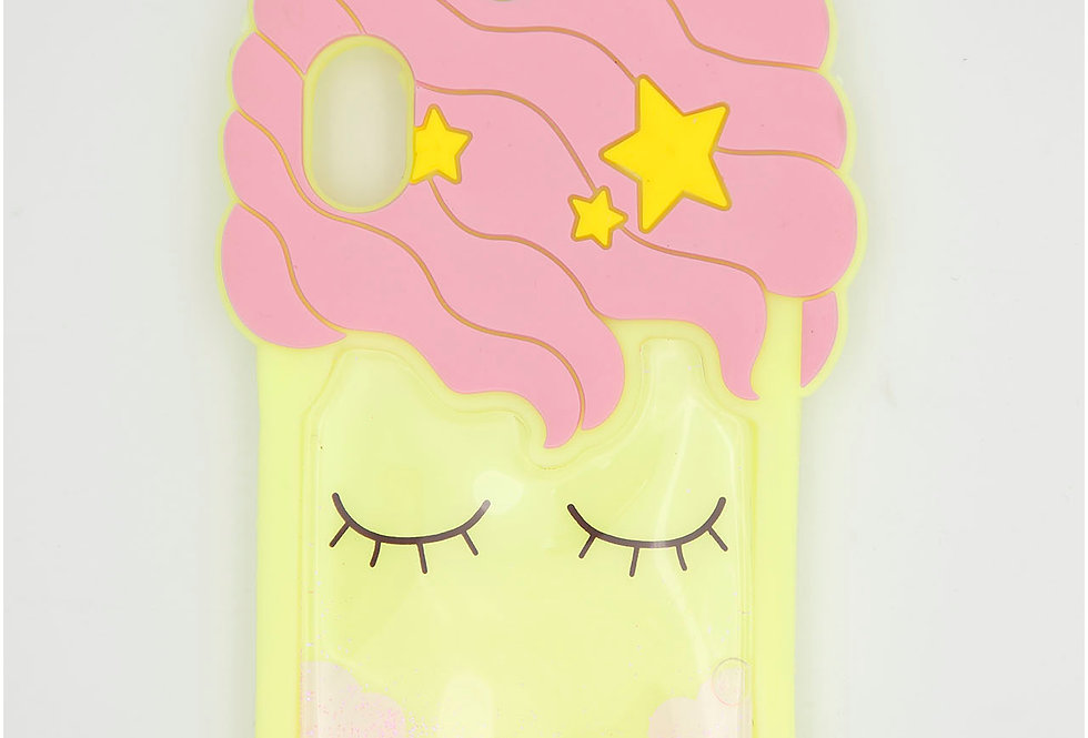 Чехол игрушка Единорог на iPhone Xr