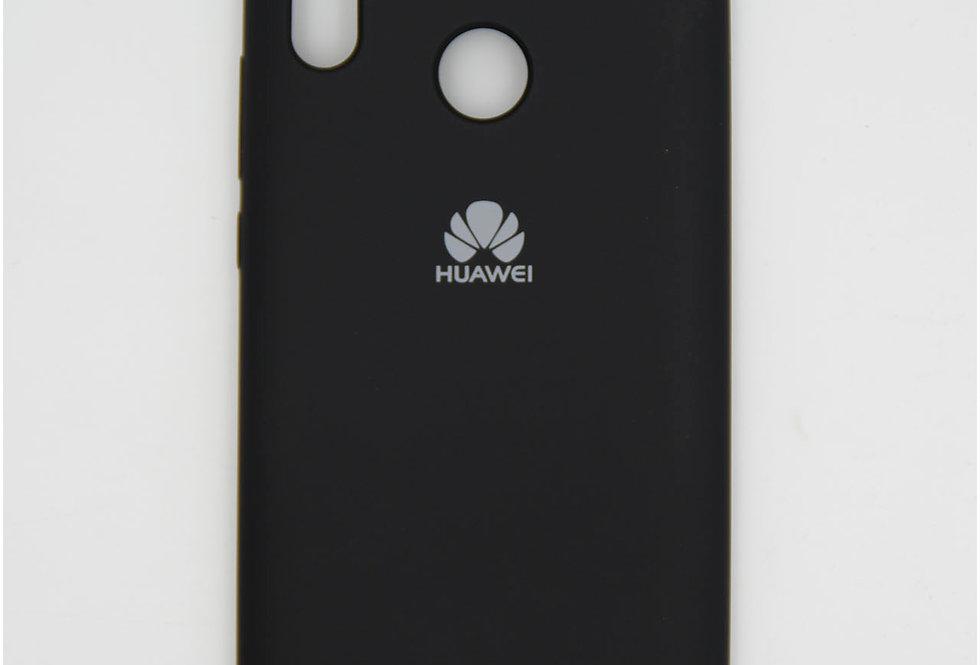 Силиконовый чехол на Huawei Y9 2019 Silicone Cover