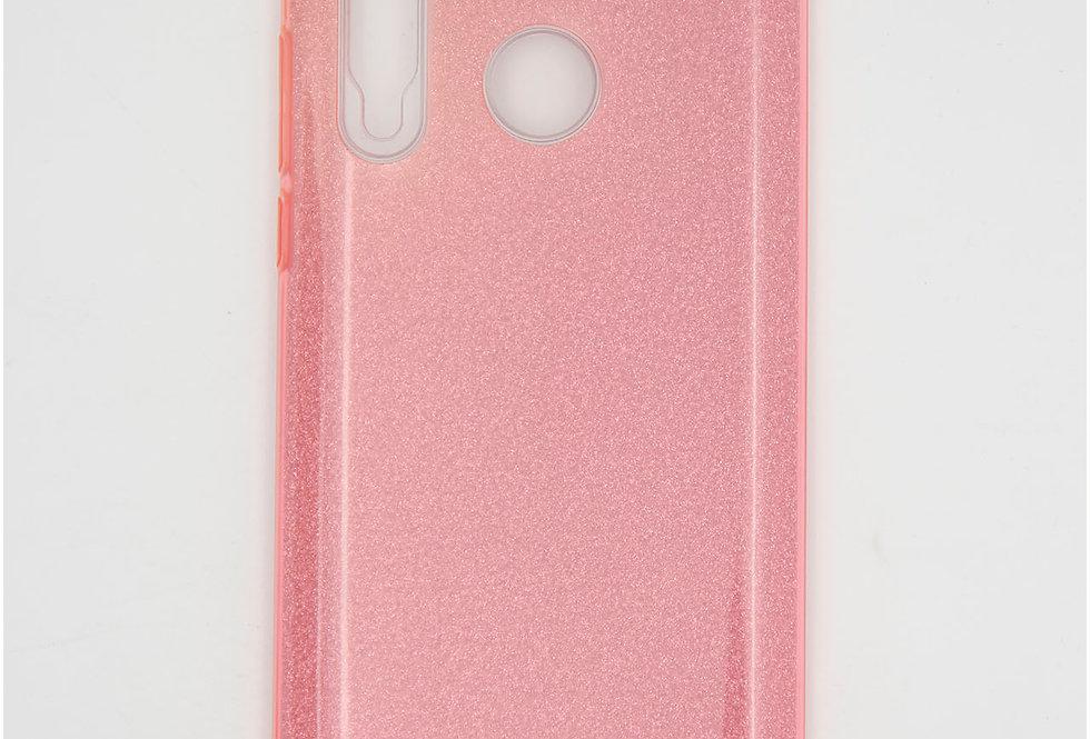 Трехсоставной силиконовый чехол на Huawei Honor Nova 4