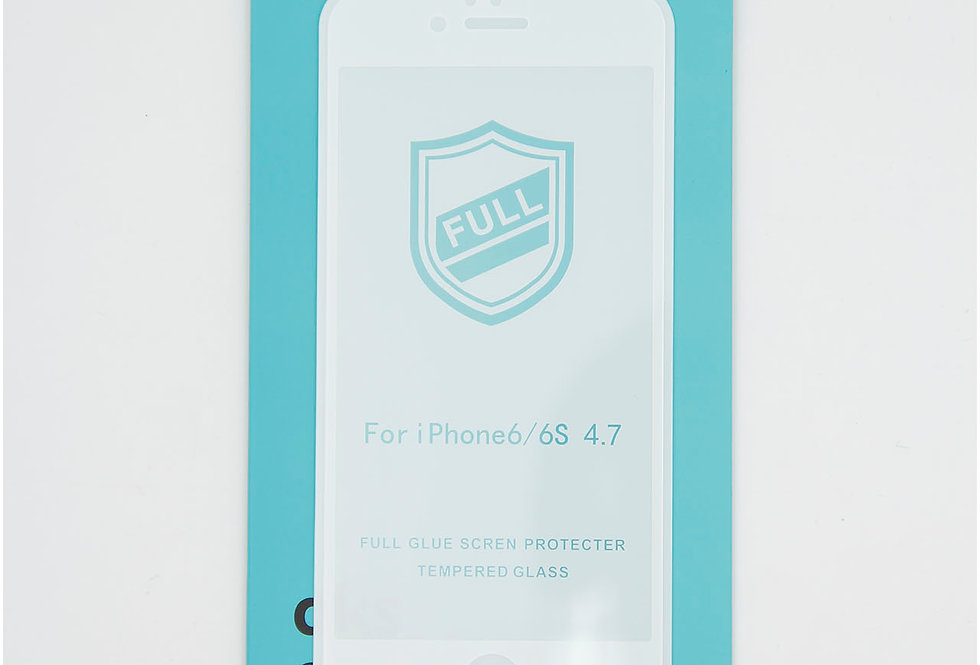 Защитное стекло Aks 2.5D на iPhone 6s
