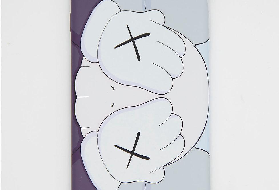 Светящийся чехол на iPhone 7 Plus/8Plus LUXO Soft-touch