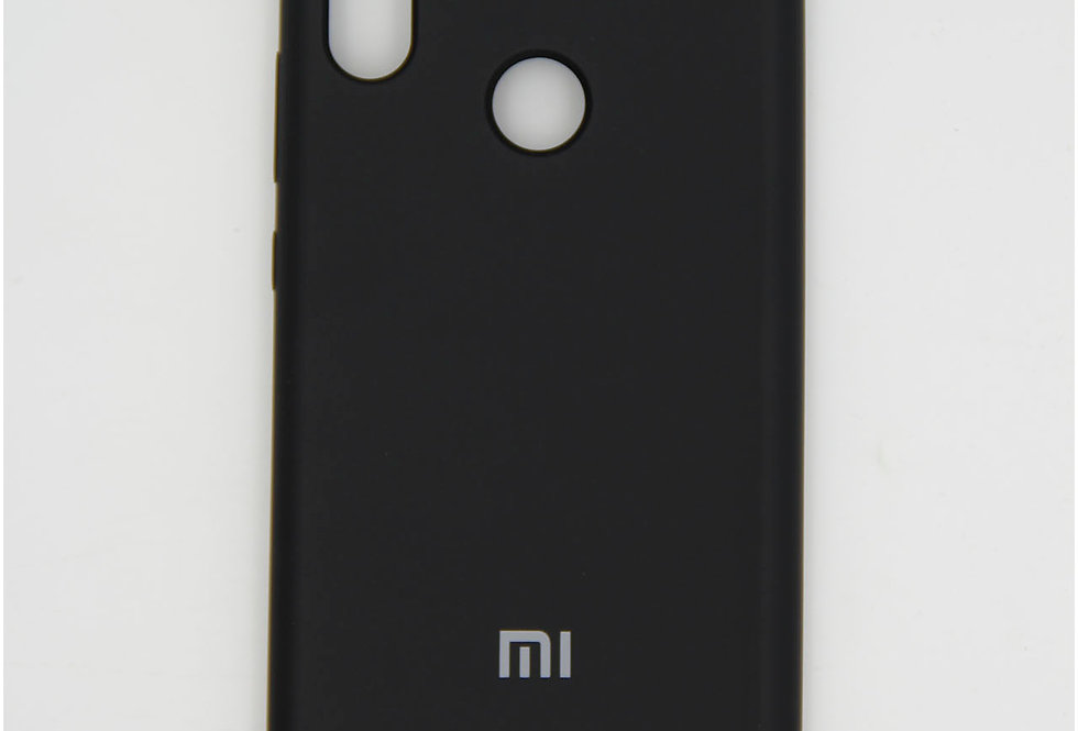 Силиконовый чехол на Xiaomi Mi Note 7 Silicone Cover