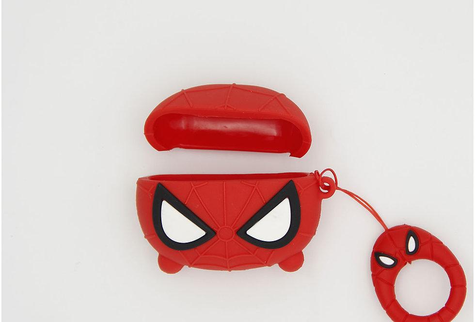 Чехол игрушка на AirPods Pro Spider Man