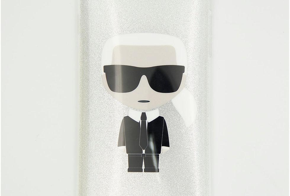 Силиконовый чехол на iPhone 6 Plus Karl Lagerfeld