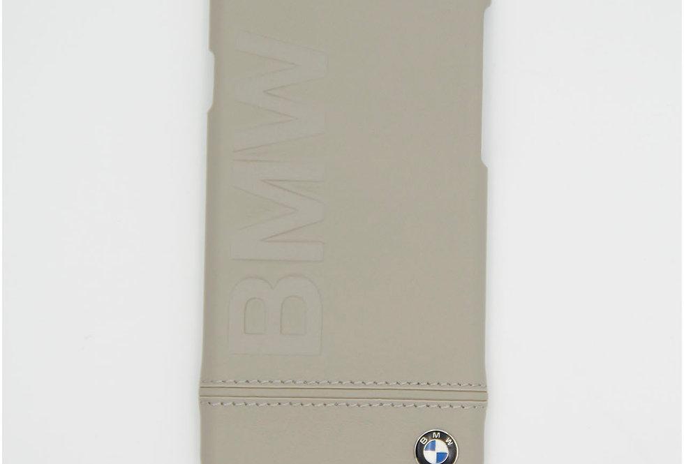 Кожаный чехол на iPhone 6  BMW