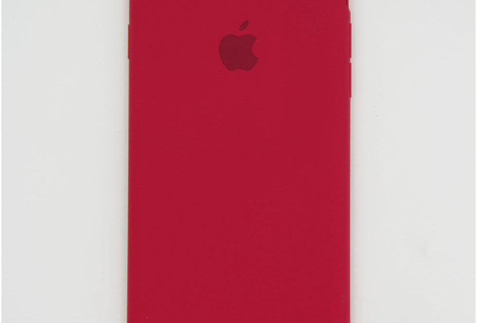 Силиконовый чехол на iPhone 8 (Silicone case)