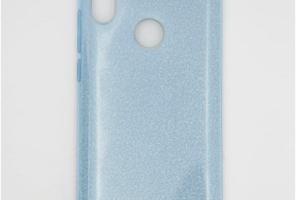 Трехсоставной силиконовый чехол на Xiaomi Redmi Note 6 Pro