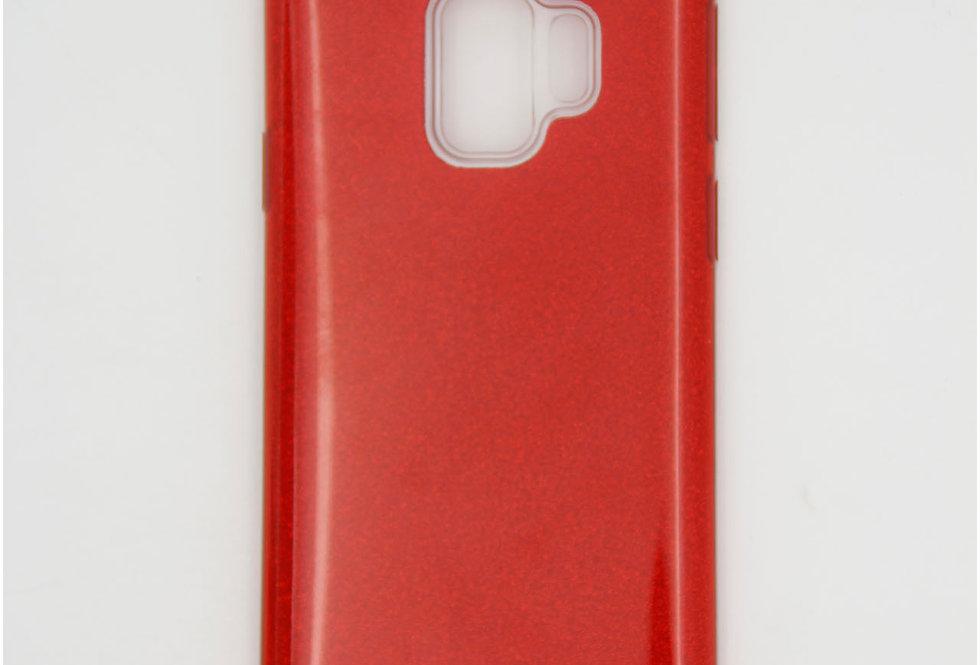 Трехсоставной силиконовый чехол на Samsung S8+