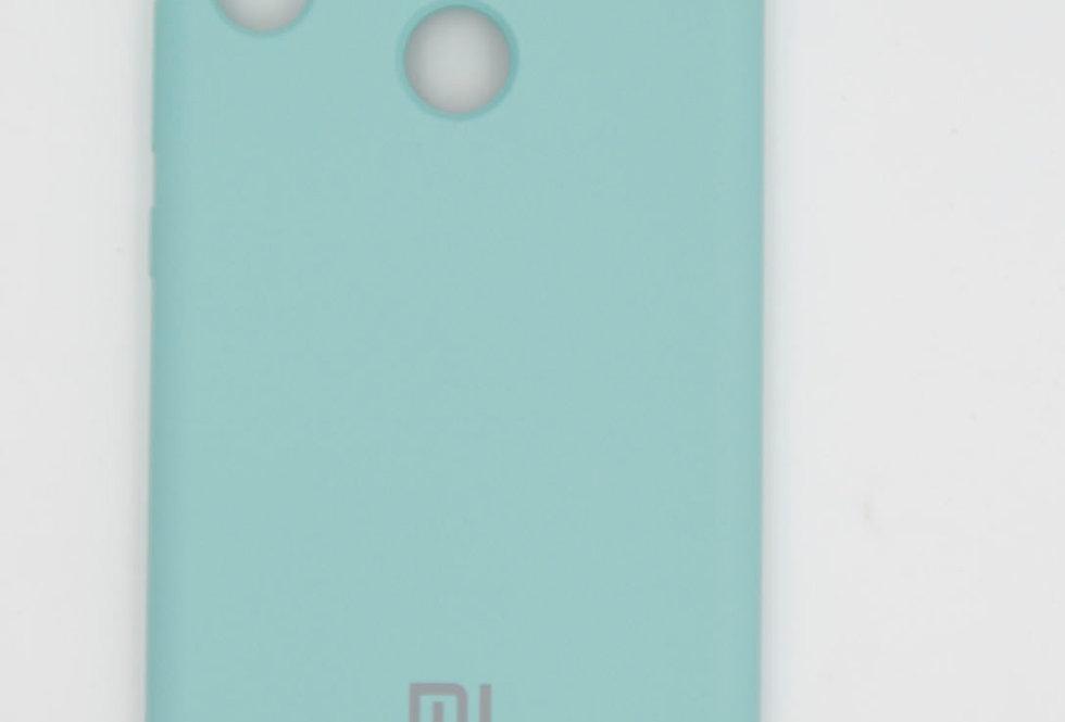 Силиконовый чехол на Xiaomi Redmi Note 7 Silicone Cover