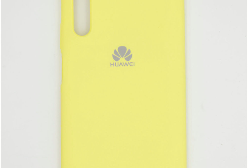 Силиконовый чехол на Honor 9X Silicone Cover