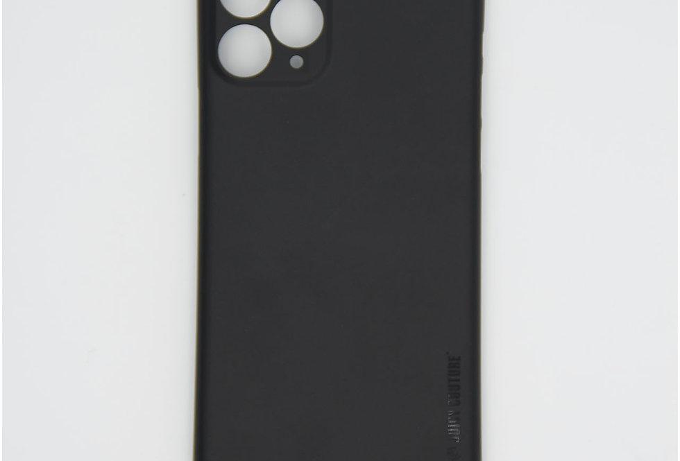 Карбоновый тонкий чехол на iPhone 11 Pro Juicy Couture