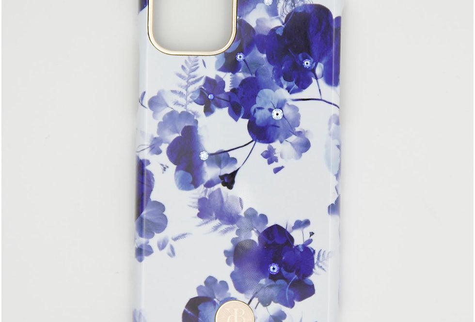 Чехол на iPhone 11 pro Kingxbar Crystals from Swarovski Орхидеи