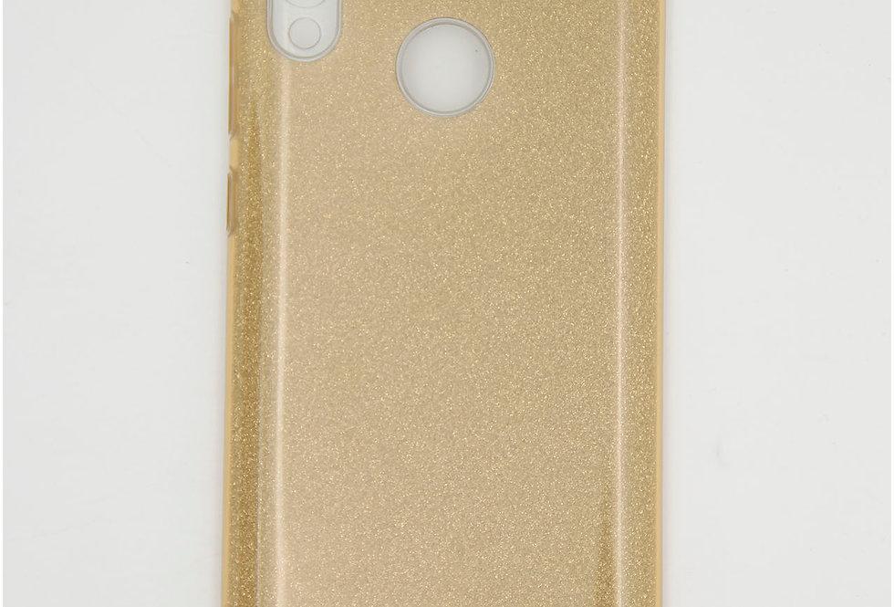 Трехсоставной силиконовый чехол на Huawei Honor 8C