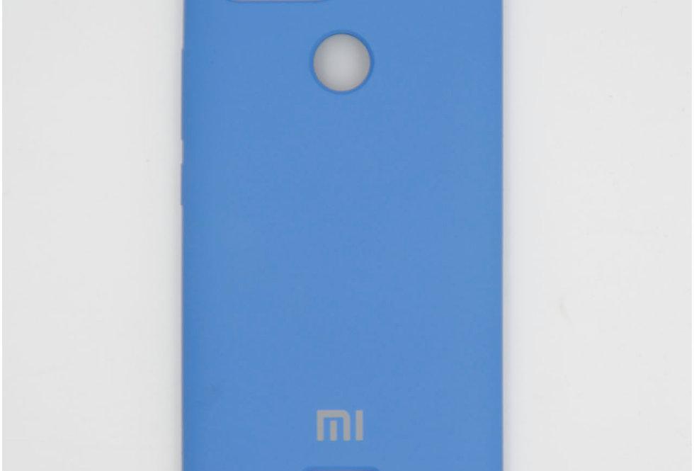 Силиконовый чехол на Xiaomi Redmi 6 Silicone Cover