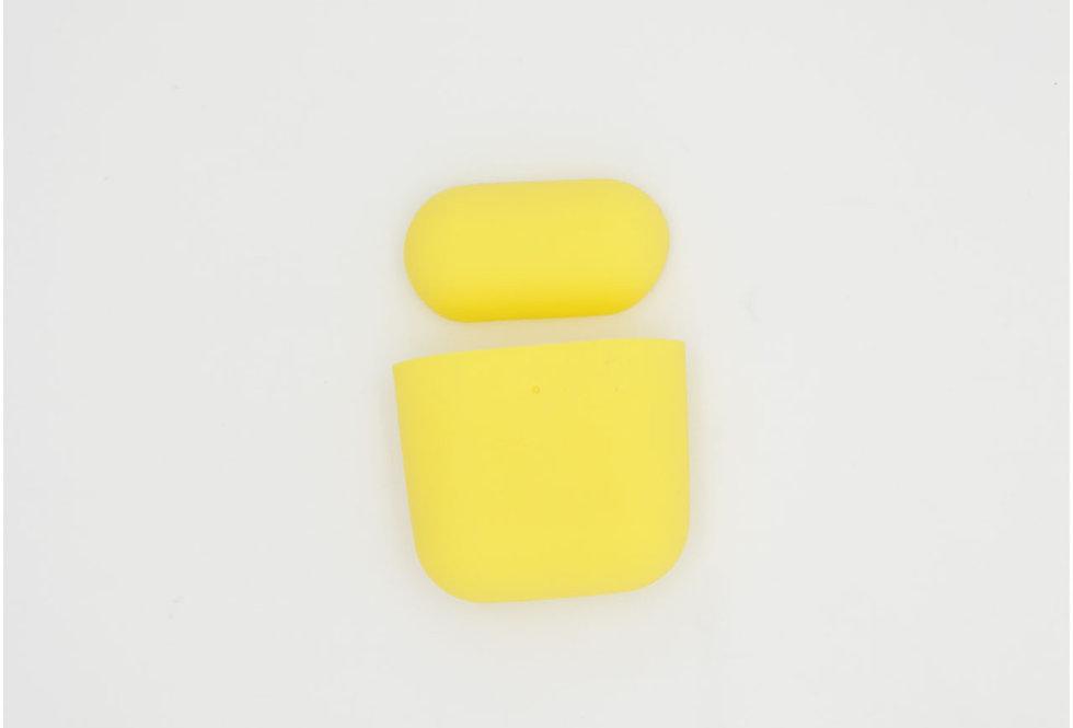 Чехол на AirPods Light Silicone