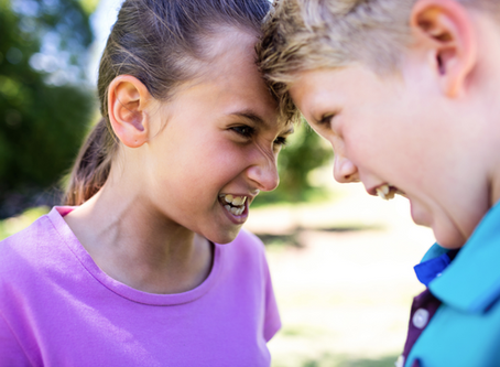 Sibling Rivalry: The Benefits of Being a Parent-Facilitator