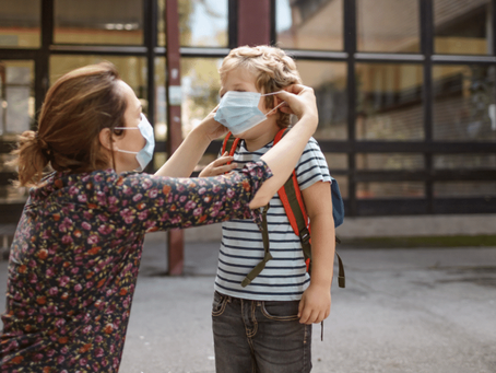 3 Ways to help your child cope with back-to-school jitters