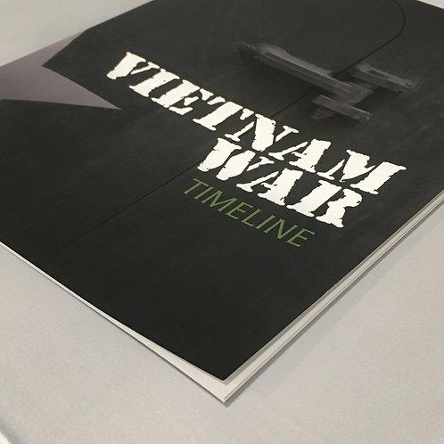 Vietnam War Timeline Book